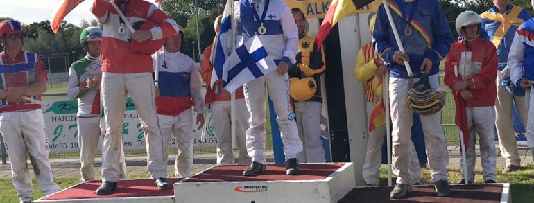 Janne Räisänen new European Champion